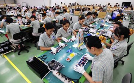 Hàn Quốc đang dẫn đầu FDI vào Việt Nam 8 tháng qua