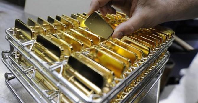 """Giá vàng """"chìm"""" xuống đáy 8 tháng trước nguy cơ lãi suất tăng"""