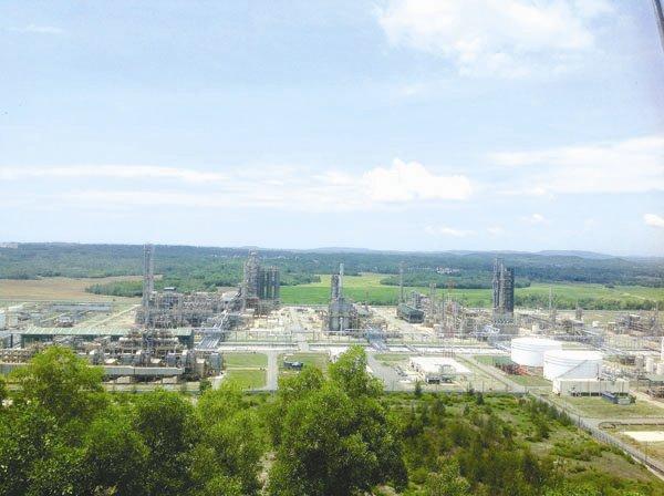 Sự trỗi dậy của dầu khí