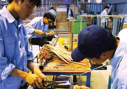Tháng 9, sản xuất công nghiệp tại Hà Nội tăng 5,2%