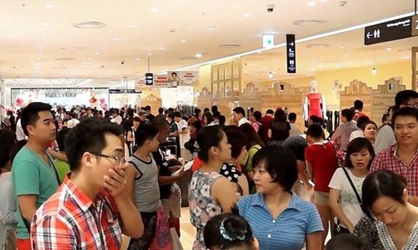 Doanh nghiệp bán lẻ Việt Nam thêm sức ép cạnh tranh