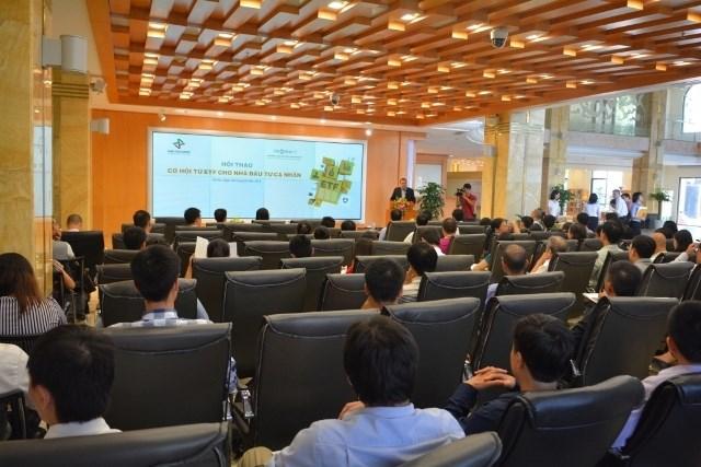 Nhà đầu tư cá nhân tìm kiếm cơ hội gì hoạt động của ETF?