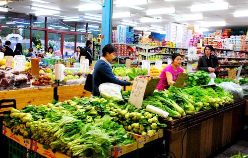 CPI tháng 10 tại Hà Nội đột ngột tăng thấp
