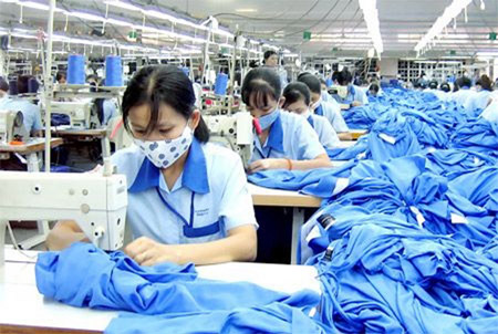 Dệt may xuất khẩu vẫn loay hoay với nút thắt nguyên phụ liệu