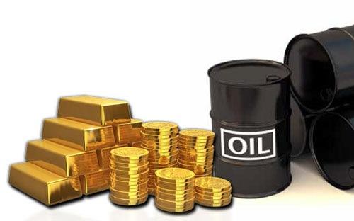 Giá dầu đang báo điềm xấu cho giá vàng