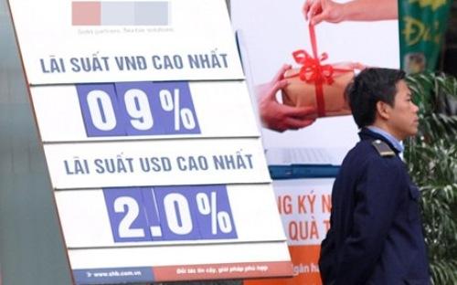 """Dự báo lạm phát 2015 thấp - """"Cơ hội tiếp tục hạ lãi suất"""""""