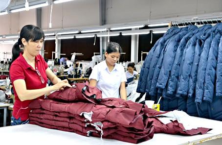 Xuất khẩu của Đồng Nai lần đầu vượt ngưỡng 13 tỷ USD