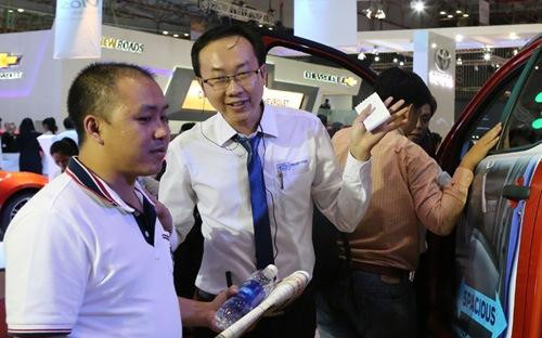 VAMA - Rất khó giảm giá ôtô tại Việt Nam năm 2015