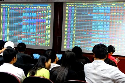 Dòng tiền đang chuyển hóa trên thị trường chứng khoán