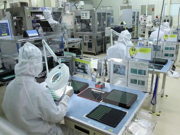 TP. Hồ Chí Minh thu hút hơn 500 triệu USD vốn FDI trong tháng 2