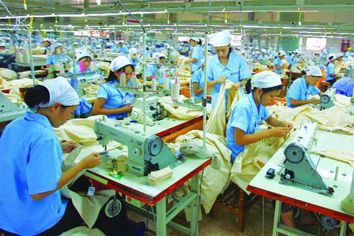 Dệt may đón sóng đầu tư - Cú hích lớn cho xuất khẩu