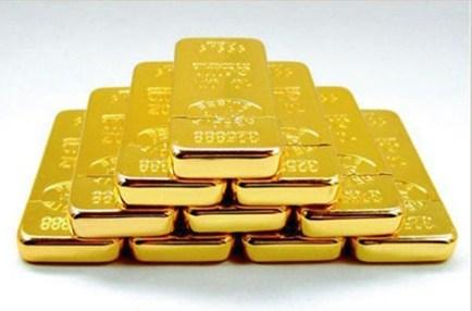 Giá vàng đồng loạt giảm sáng đầu tuần