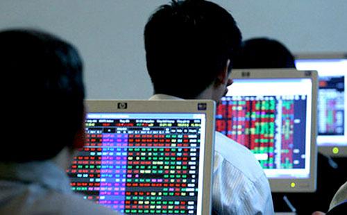 Chỉ số VN-Index tăng hơn 9 điểm trong phiên giao dịch cuối tuần