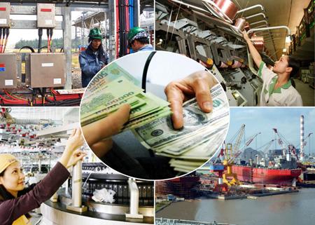 Lượng hóa chương trình tái cơ cấu nền kinh tế