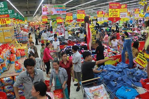 Chỉ số niềm tin người tiêu dùng Việt Nam tháng 5 không thay đổi