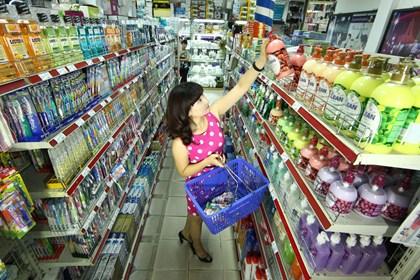 Tổng mức bán lẻ 6 tháng đạt mức cao nhất từ 2012